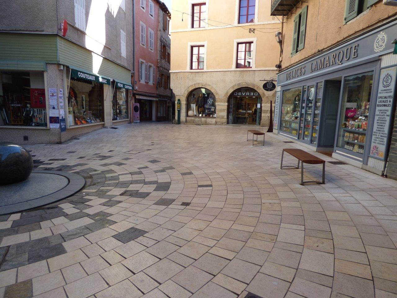 town center mende flagstones SETP 2005