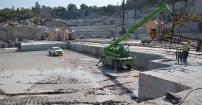 Tarn granit extraction